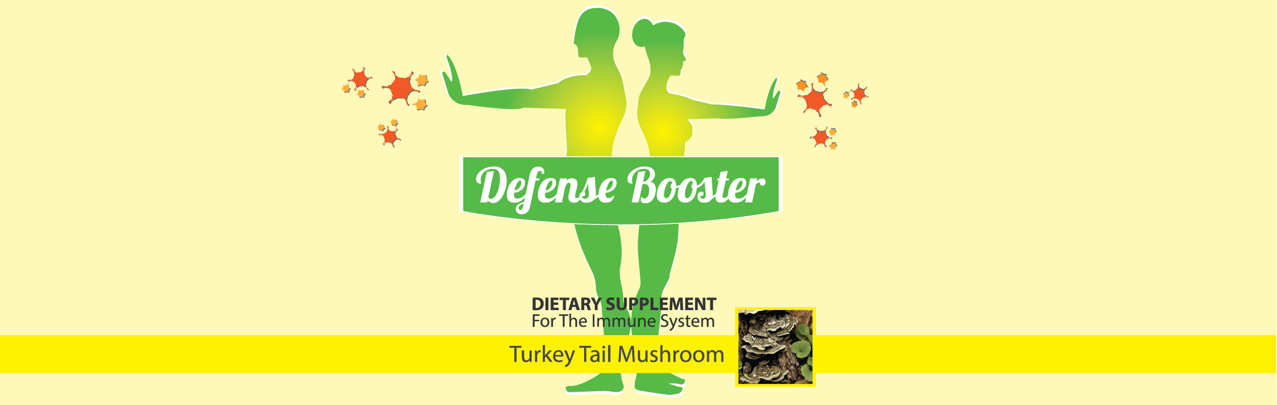 Turkey Tail Defense